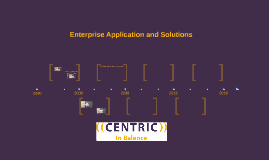 Enterprise Application and Solutions