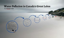 Water Pollution in the Great Lakes