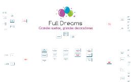 Copy of Organigrama de FULL DREAMS