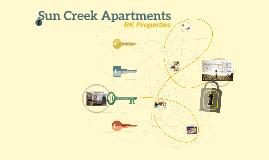 Sun Creek Apartments