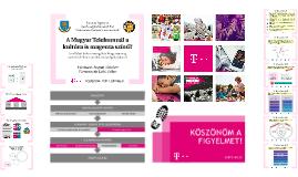 A Magyar Telekomnál a kultúra is magenta színű?