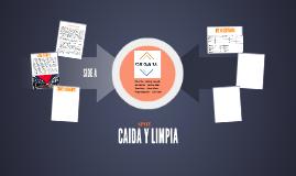 CAIDA Y LIMPIA