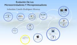Evolución Del Microcontrolador