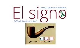 Copy of El signo