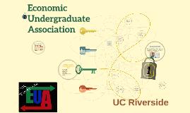 Economic Undergraduate Association