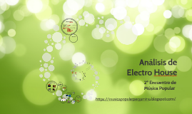 Análisis de Electro House