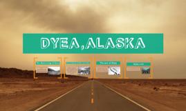 DYEA,ALASKA