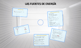 Copia de Copy of FUENTES DE ENERGÍA