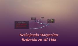 Desojando Margaritas