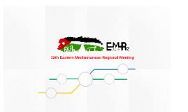 12th Eastern Mediterranean Regional Meeting