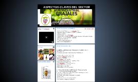 ASPECTOS CLAVES DEL SECTOR AGROINDUSTRIAL