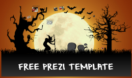 Halloween Prezi Template