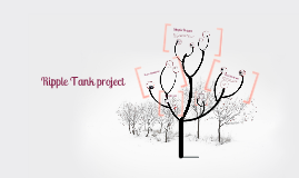 Ripple Tank project