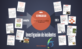 Investigación de incidentes