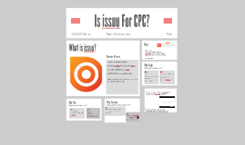 Is ISSUU For CPC?