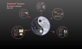Daoism/ Taoism