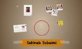 Sakinah Suhaimi