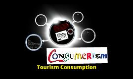 Tourism Consumption