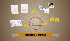 Research Paper: Reliable Sources