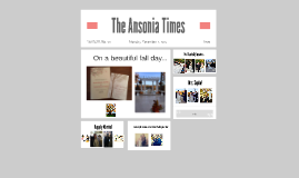 The Ansonia Times