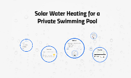 Solar water heating for