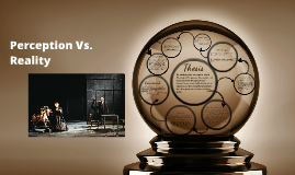 Copy of Perception Vs. Reality