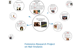Forensics Research Project    on Hair Analysis