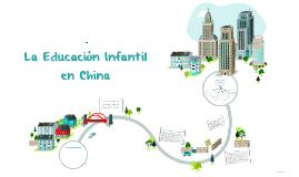 La Educación Infantil en China
