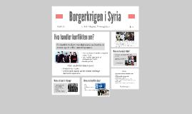 Syrias borgerkrig