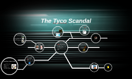 tyco scandal report Worldcom accounting scandal arthur andersen, the same people that looked after enron's books as well as other companies hit by accounting issues - tyco.