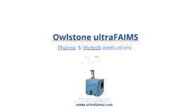 Owlstone ultraFAIMS