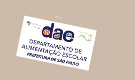 Panoramique: Programme d'Alimentation Scolaire de la Ville de São Paulo - COMPLETA FRANCÊS