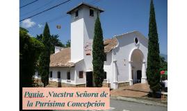 Pquia. Nuestra Señora de la Púrisima Concepción