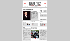Foreign Policy Project
