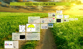 Autism: Within the Residential Halls