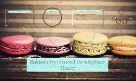 Copy of Erikson's Psychosocial Development Theory