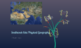 Southwest Asia Physical Geography