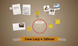 Case Lucy v. Zehmer