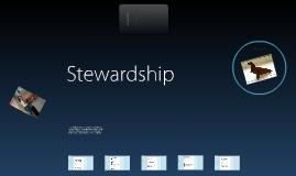 Copy of Stewardship