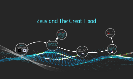 Zeus and The Great Flood