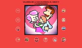 Copy of PROGRAMA DE FORMACIÓN EN VALORES  FAMILIARES