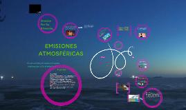 Copy of EMISIONES ATMOSFERICAS