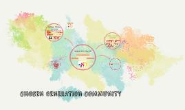 CHOSEN GENERATION COMMUNITY