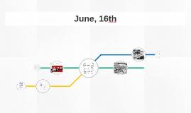 June, 16th