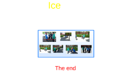 Do you like the game of ice '