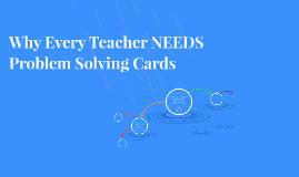 Why Every Teacher NEEDS