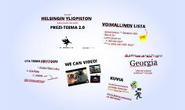 Copy of Helsingin yliopiston epävirallinen Prezi-teema
