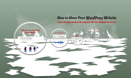 Storytelling with Prezi: How to Move Your WordPress Website