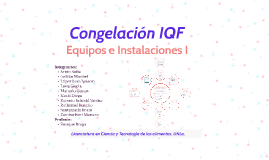 CONGELACION IQF