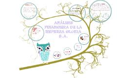 Copy of ANÁLISIS FINANCIERA DE LA EMPRESA GLORIA S.A.